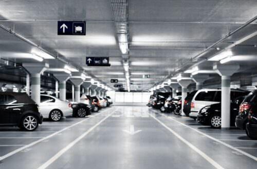Hotel Parkplatz Venedig