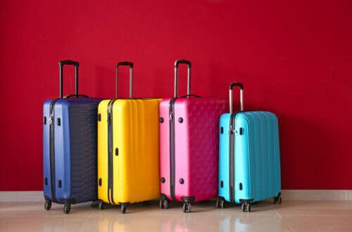 hotel luggage storage Venice